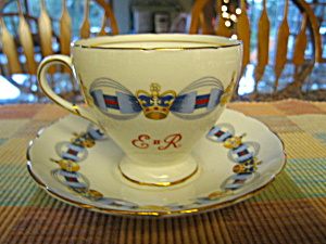 Vintage Foley Coronation Teacup