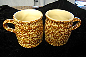 Friendship Pottery Mugs