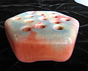 Vintage Blended Glaze Flower Disc (Image1)