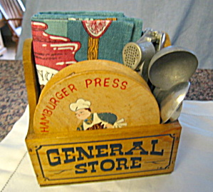 Vintage Kitchen Items (Image1)