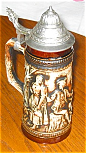 German Salt Glazed Stein (Image1)