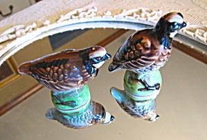 German Bird Shakers Vintage