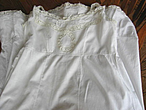 Vintage Cotton Gown