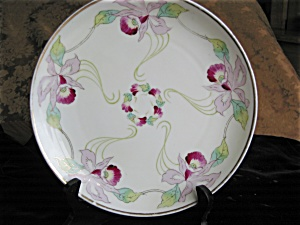 Weimar Vintage China Plate