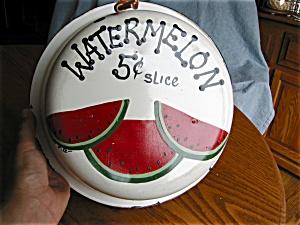 Painted Vintage Enamelware Pan (Image1)