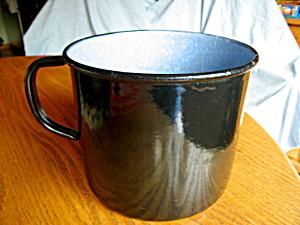 Vintage Graniteware Pot (Image1)