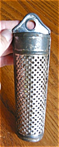 Collectible Tin Nutmeg Grater (Image1)