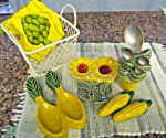 Retro Green Kitchenware (Image1)