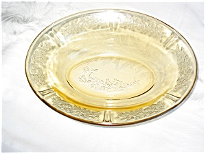 Depression Glass Vegetable Bowl