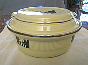 Hall China Silhouette Casserole (Image1)