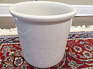 Large Vintage Hall China Crock
