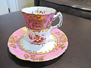 Antiique Hammersley Demitasse Teacup