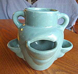 Vintage Monmouth Herb Jar (Image1)