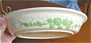 Vintage Homer Laughlin Pie Dish (Image1)