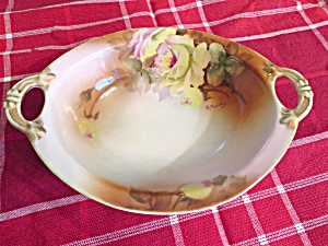 Nippon Hand Painted Bowl (Image1)