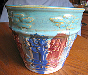 Antique Hull Pottery Jardiniere
