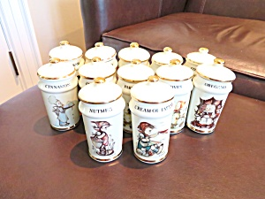 Hummel Spice Jars (Image1)