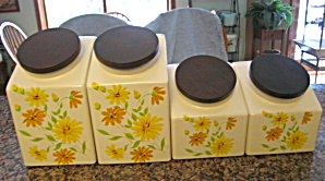 Hyalyn Kitchen Canister Set