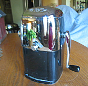 Rival Patented Ice Crusher Vintage