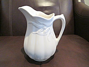 Staffordshire Antique Ironstone Pitcher