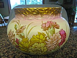 Victorian Creamware Jardiniere (Image1)