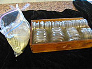 Glass Fruit Jar Inserts Vintage (Image1)