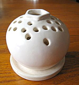Stanley Kellogg Art Pottery Flower Frog (Image1)