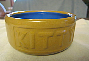 Mason Cash Kitty Bowl