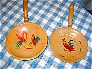 Red Rooster Vintage Snack Bowls (Image1)