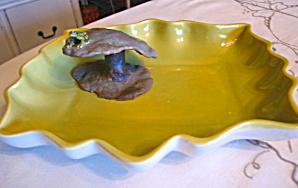 Los Angelos Potteries Vase & Mushroom (Image1)