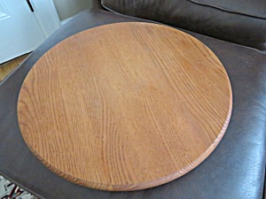 Wood Lazy Susan