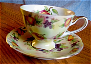 Artist Signed Lefton Hp Teacup