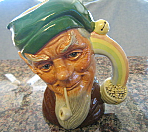Royal Doulton Leprechaun Large Toby