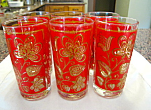Collectible Libbey Glass Set (Image1)