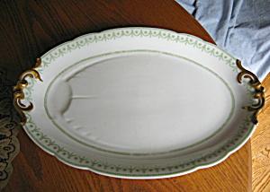 French Limoges Antique Meat Platter (Image1)