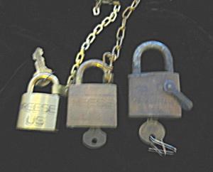 Vintage Padlocks & Keys (Image1)