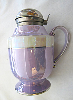 Royal Rochester Lustre Syrup Pitcher (Image1)