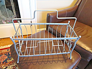 Refurbished Magazine Rack