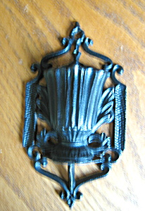 Patented Antique Matchsafe (Image1)