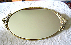 Large Oval Matson Vanity Tray