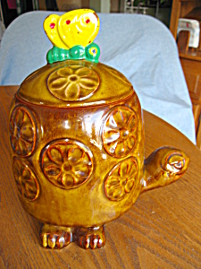 McCoy Cookie Jar Timmy Tortoise (Image1)
