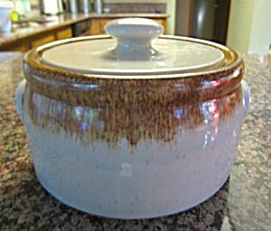 McCoy Pottery Graystone Casserole (Image1)