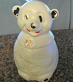 McCoy Cookie Jar Snow Bear (Image1)