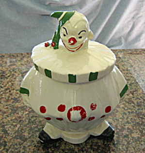 Mccoy Little Clown Cookie Jar