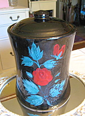 Mccoy Cold Painted Cookie Jar