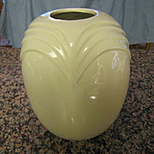Mccoy Floraline Fineforms Vase