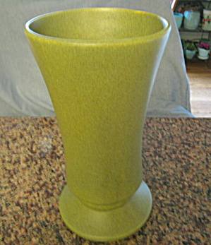 Large Tall Mccoy Floraline Vase