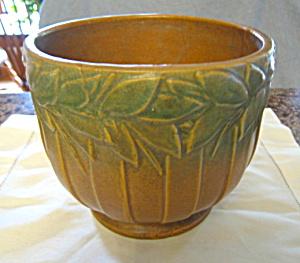McCoy Pottery Jardiniere Butterfly (Image1)