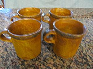 McCoy Pottery Mugs Canyonware (Image1)