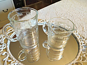 Vintage Measuring Glasses (Image1)